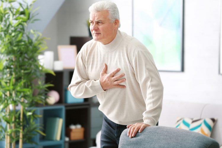 Нарушение дыхания при остеохондрозе может привести к развитию осложнений