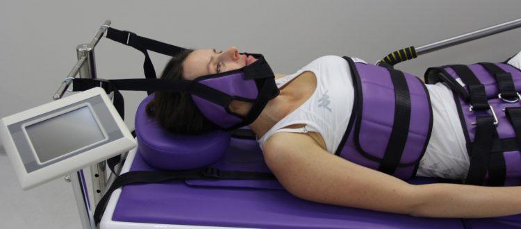 Тракционное лечение поможет снять болевые ощущения