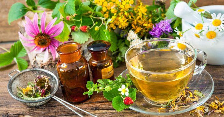 Травяные настои широко применяются для лечения патологии
