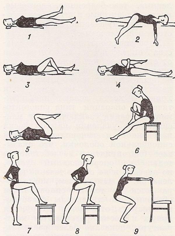 Подобрать упражнения поможет лечащий врач