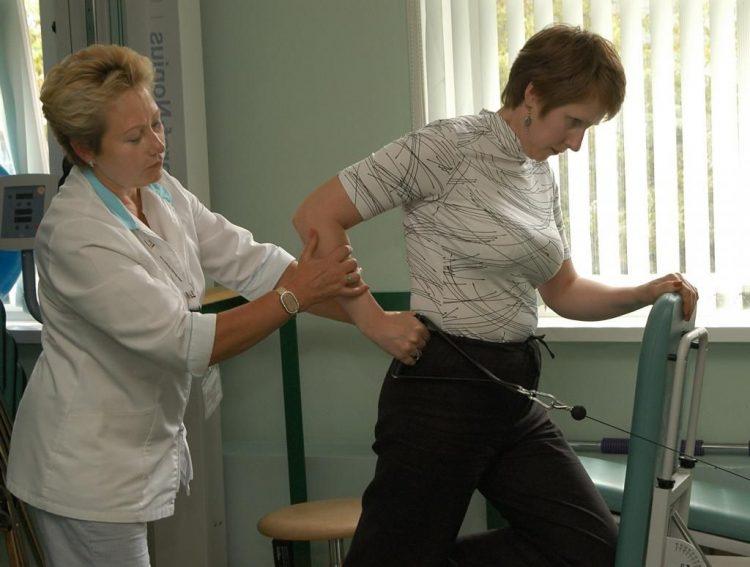 Упражнение по методике Попова