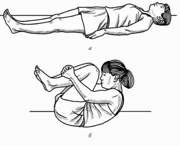 Следует обратить внимание, что в некоторых ситуациях упражнения противопоказаны