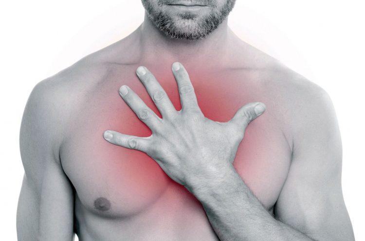 Боли за грудиной не всегда говорят о сердечных патологиях