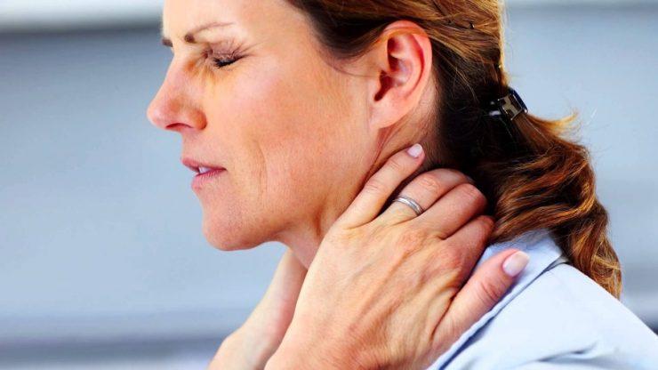 Болевые ощущения при остеохондрозе