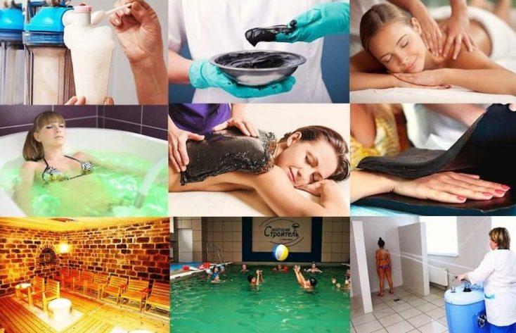 Курортное лечение - дополнительный метод лечения заболевания