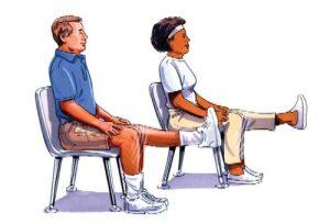 Выполнение физических упражнений