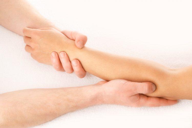 Мануальная терапия локтевого сустава