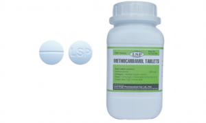 Метакарбамол в таблетках