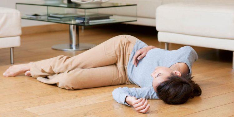 Обмрочное состояние - одно из осложнений шейного остеохондроза