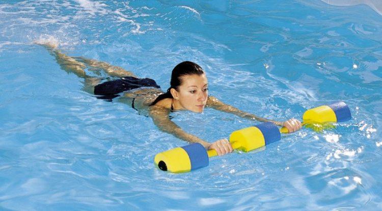 Плаванье окажет благотворное влияние на организм