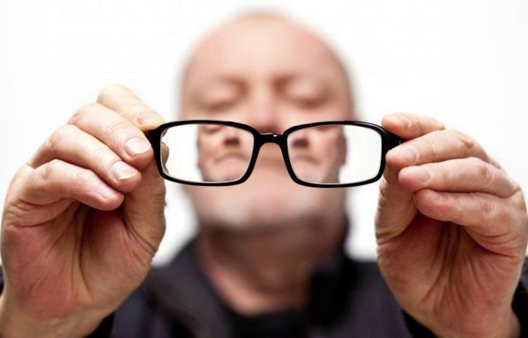 Снижение остроты зрения при остеохондрозе