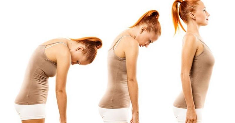 3 упражнения, которые помогут быстро исправить осанку