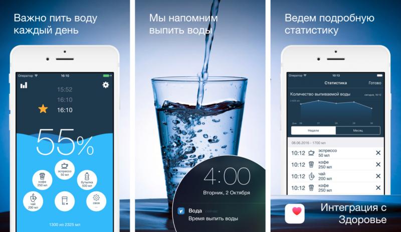 Хорошие приложения для похудения на айфон