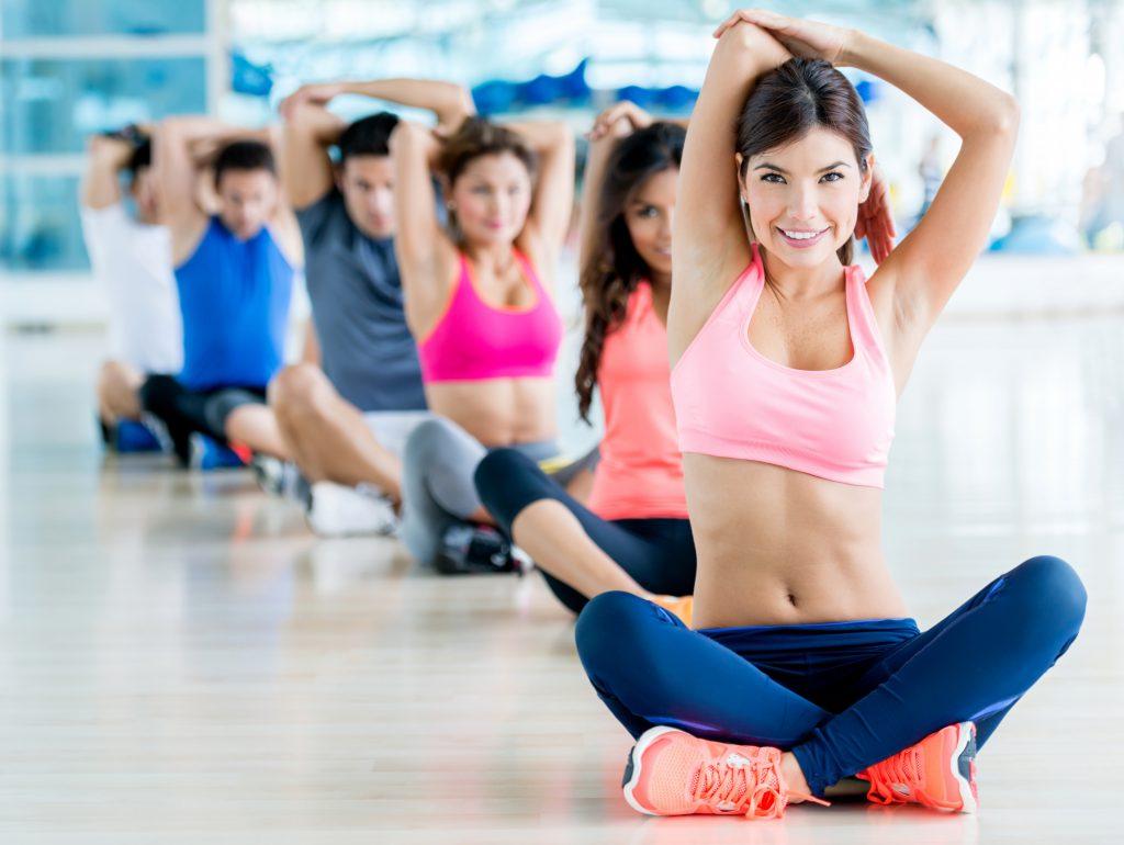Видео тренинг для похудения психологические