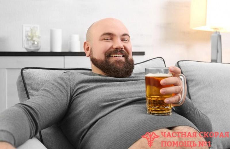 Пивной живот стал проблемой? есть способы для мужчин, как убрать его даже в домашних условиях