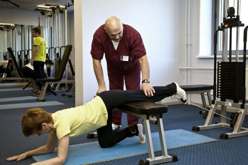 Упражнения Бубновского для тазобедренного сустава при коксартрозе