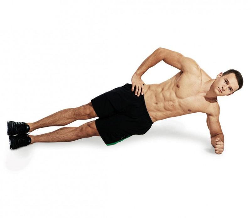 Упражнения планка для мужчин: польза и ошибки новичков