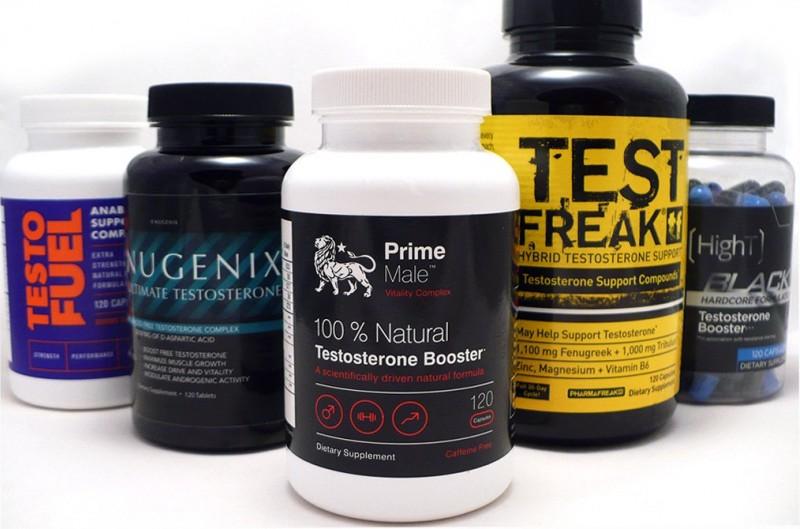 Спортпит для повышения тестостерона