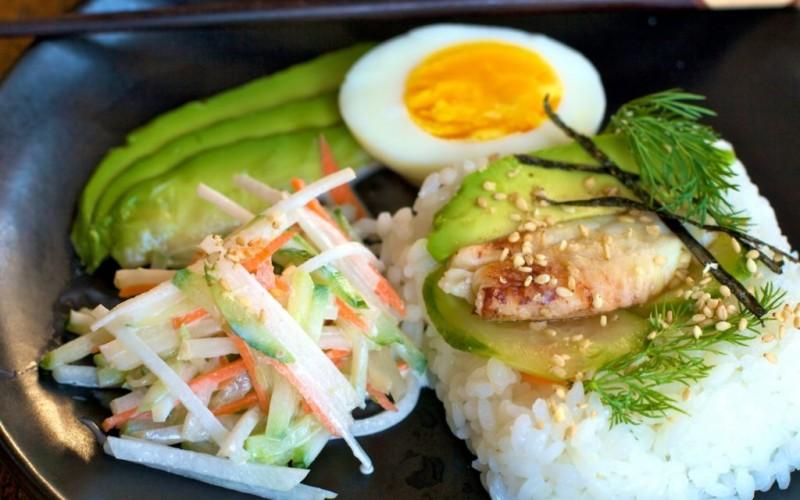 Японская диета на 7 дней (оригинал)