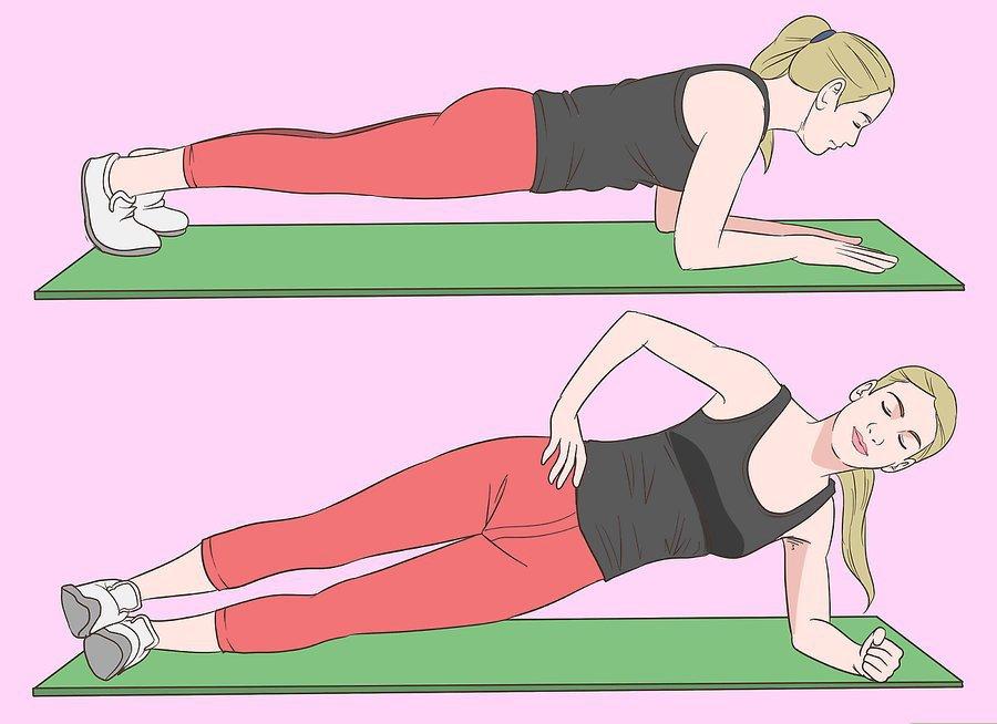 придает упражнения для спины в домашних условиях картинки японским