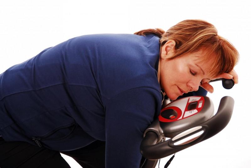 Программа тренировок на велотренажере для мышц
